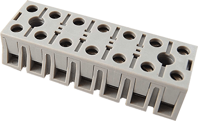 0987 RZ TC 07 Deadfront Type Terminal Block